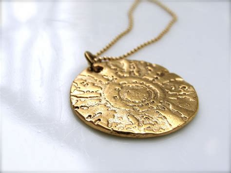 how to make custom gold jewelry made gold necklace sted gold pendants by