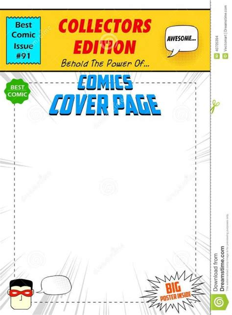 comic book business card template free printable id cards templates template business