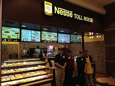 nestle toll house cafe locations nestl 233 toll house caf 233 by chip serving up smiles for south texas at la plaza mall