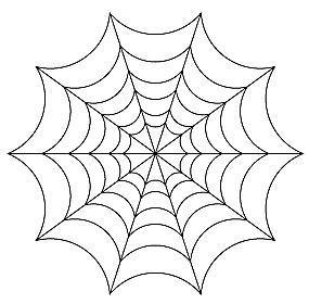 drawing web how to make a spider web drawing in illustrator