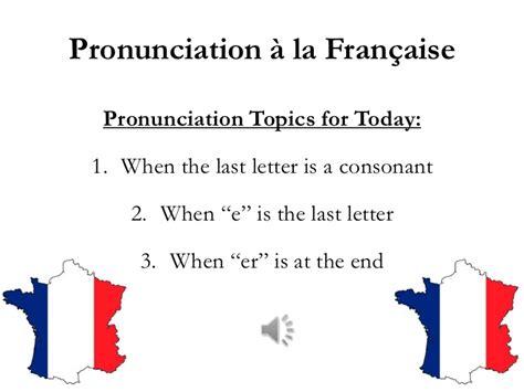 L Pronunciation by Ncvps 1 Pronunciation Tips