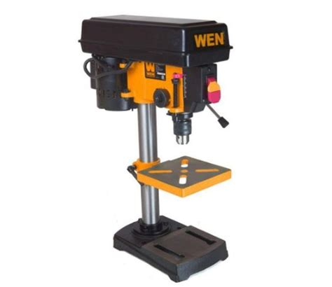 what is drill press swing wen 8 in swing 5 speed drill press durable 1 3 hp