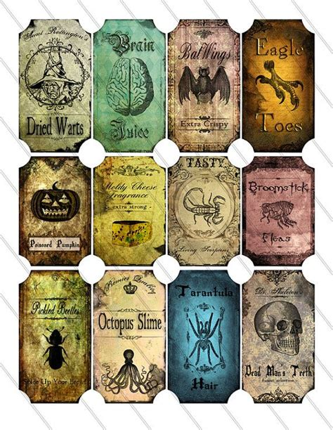 printable halloween labels for bottles 1028 best images about halloween labels on pinterest