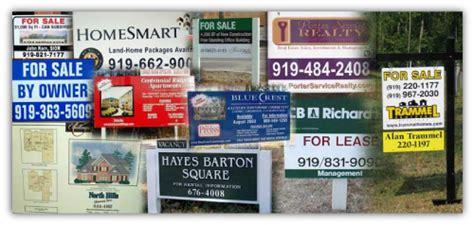 chula vista real estate signs san diego yard signs