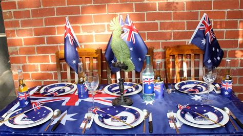 australia day party ideas the party people online magazine