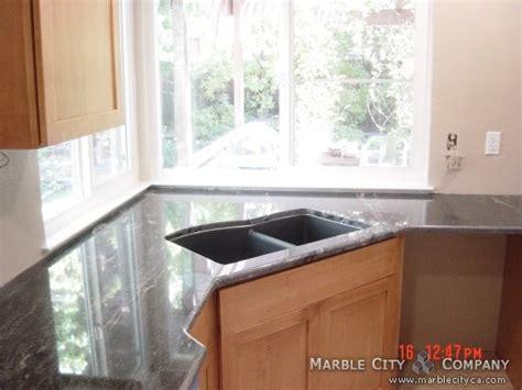 Kitchen Countertops Hayward Ca Black Cosmic Granite Countertops Broadmoor Bay Area