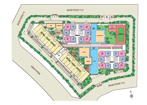 setia walk floor plan setia walk floor plan 4 bedrm 2329 sq ft traditional house plan 142 1174 serene heights