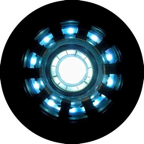 iron man arc reactor spare tire cover
