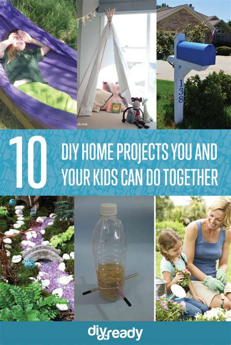 diy ready s ingeniously easy diy projects to entertain