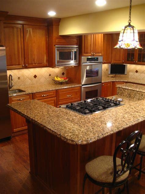 New Venetian Gold granite ? grace, style and stunning