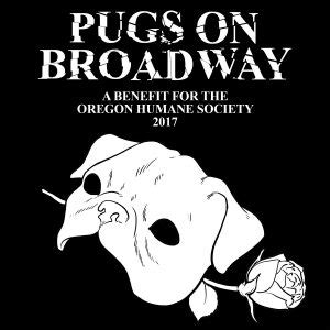 pug rescue portland oregon pug crawl oregon humane society
