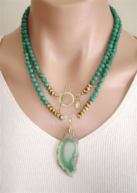 gemstones for jewelry best 25 gemstone necklace ideas on diy