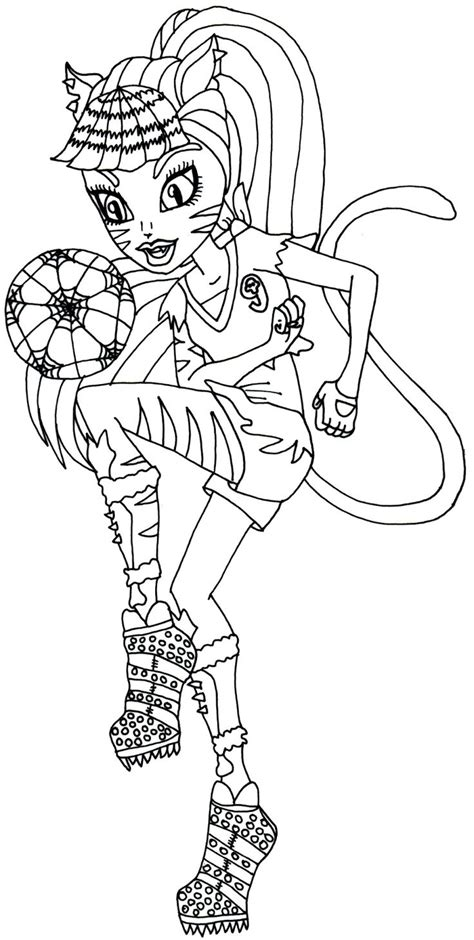 monster birthday coloring page 598 best monster high images on pinterest monsters