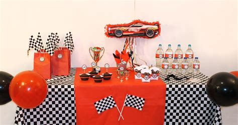 Racing Decorations Race Car Ideas And Free Printables Growing Up