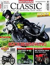 Motorrad Classic Magazine by Zeitschriften Auto Motor Aviatik Abo Zeitschrift Ch