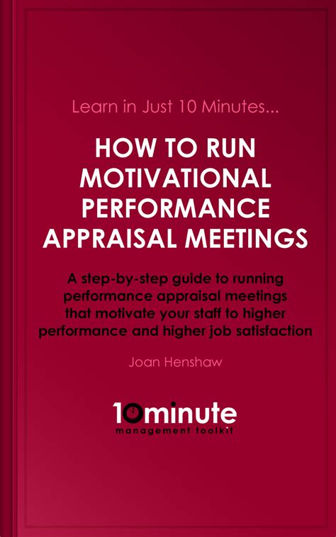 the motivation toolkit how to align your employees interests with your own books 2 performance appraisal cover