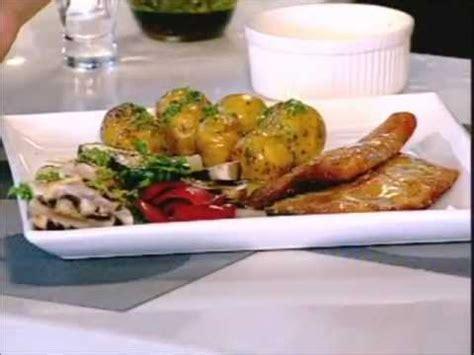 cocina con lara trucha en papas criollas al horno mi receta doovi
