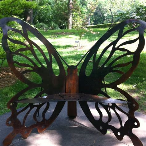 outdoor butterfly bench 17 best images about butterfly bench on pinterest