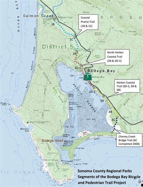 california map bodega bay bodega bay coastal prairie trail update