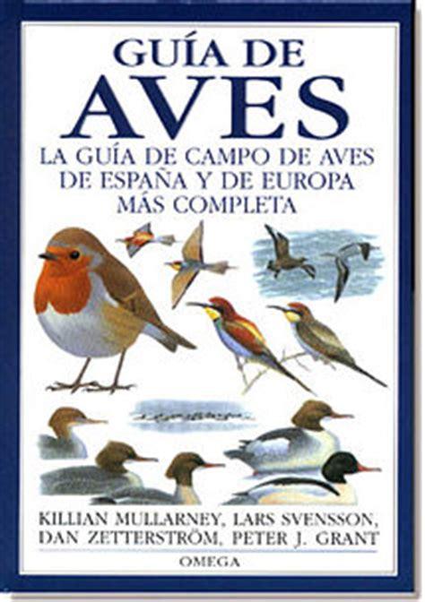 libro gua de aves vistazo del mes