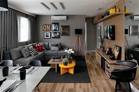 apartamento pequeno apartamento pequeno 47 m 178 de puro aconchego minha casa