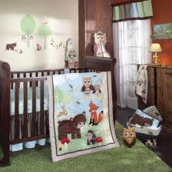 teppich waldtiere lambs and echo crib bedding collection seekyt