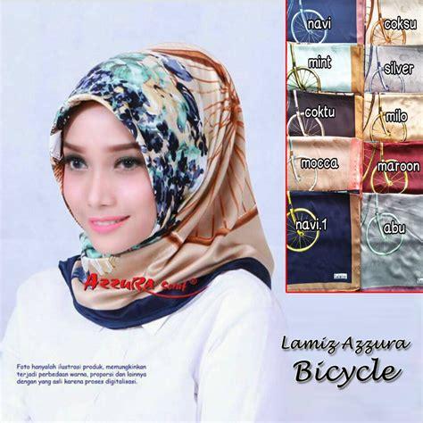 Jilbab Segiempat Lamiz segiempat lamiz azzura bicycle sentral grosir jilbab