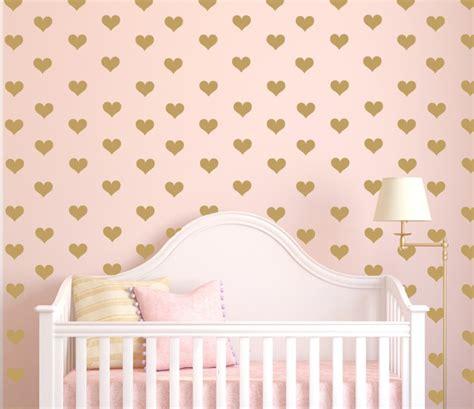 gold wallpaper nursery 10 nursery trends for 2015 project nursery