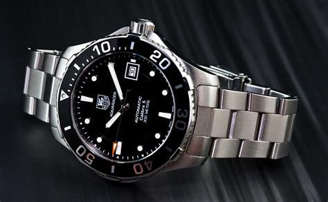 Tag Heuer Aquaracer 300m Swiss Clone 1 1 1 tag heuer said to reveal smartwatch with intel tomorrow