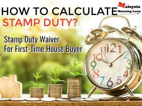 how to calculate housing loan how to calculate st duty malaysia housing loan