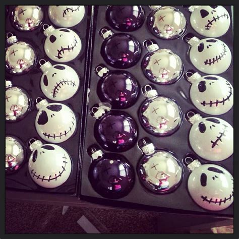 Skellington Ornaments - 17 best ideas about the pumpkin king on
