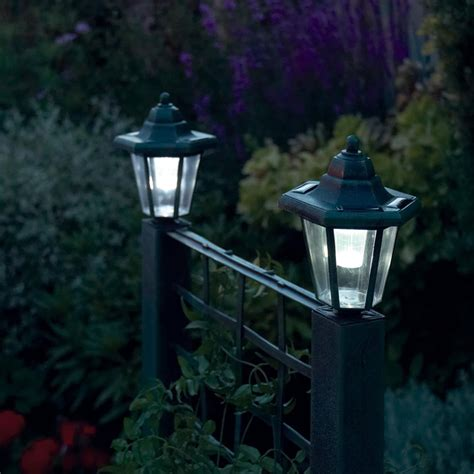 Hello Garden Light With Planter by Trellis Planter With Solar Lanterns Verdigris Garden