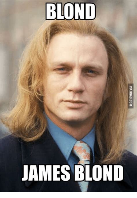 Blonde Meme - blond james blond blonde meme on me me