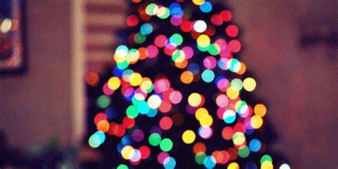 Train Christmas Ornaments - gif christmas snow winter lights festive december ornaments brunettichick