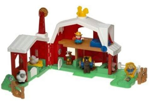 fisher price  people animal sounds farm
