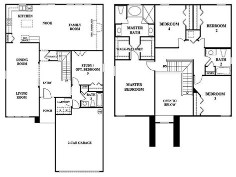 2 car garage floor plans 2 bedroom above garage floor plan rachael edwards