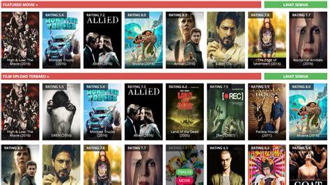 Unduh Film Bioskop Indonesia | 10 situs untuk unduh film terupdate 2017 terlengkap dan