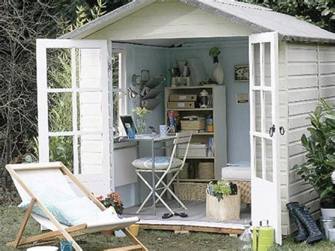 Backyard Offices 31 Best Images About Shabby Chic Office Shed Ideas On