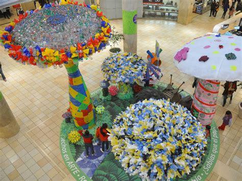 imagenes de jardines con reciclado desde hoy podr 225 n visitarse los jardines de material