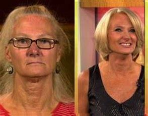 ambush makeovers before and after photos amazing makeovers melt 20 years off tourists in new york