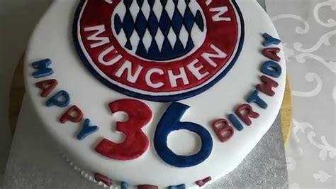 bayern münchen kuchen bayern m 252 nchen cake