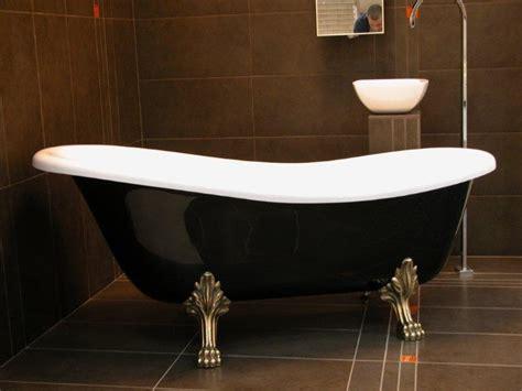 Badewanne Freistehend Antik by Freistehende Luxus Badewanne Jugendstil Roma Schwarz Wei 223