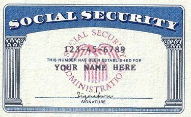 make your own social security card illinois wesleyan international advising social security