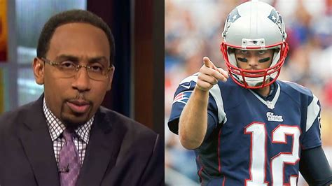 stephen a smith house stephen a smith goes on rant about tom brady missing white house visit nfl