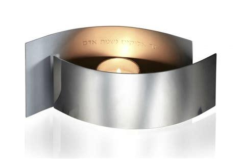 when to light yahrzeit candle 2017 laura cowan modern judaica