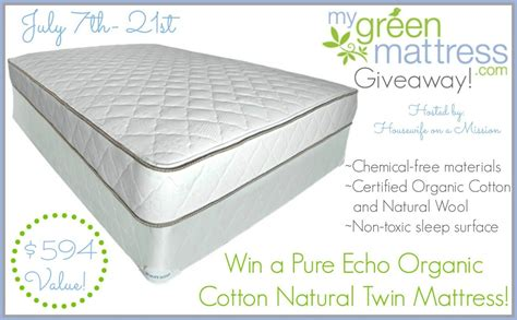 Mattress Giveaway - my green mattress giveaway 594 arv we re parents
