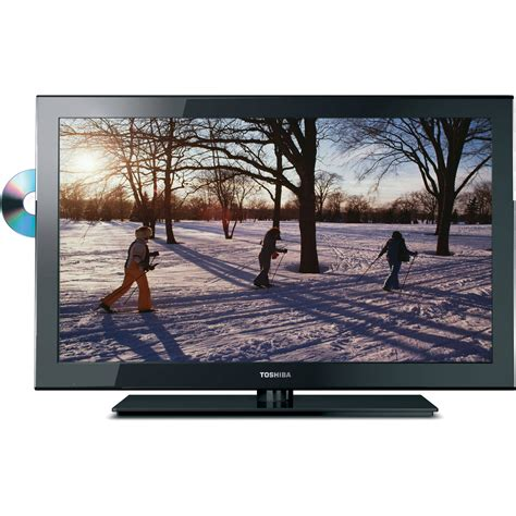Tv Toshiba Februari toshiba 24slv411u 24 quot led tv dvd combo 24slv411u b h photo