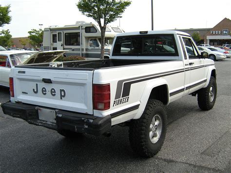 jeep pickup 1992 image gallery 1992 jeep truck