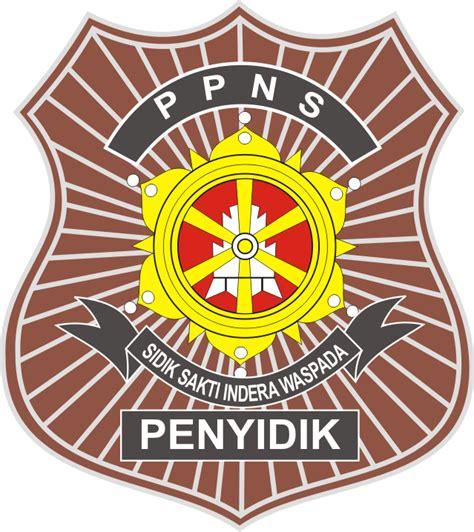 logo ppns penyidik pegawai negeri sipil logo lambang