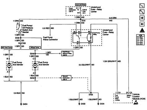 vt commodore fuel wiring diagram gooddy wiring forums